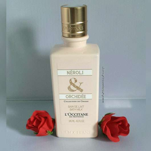 <strong>L'Occitane</strong> Neroli & Orchidee Milchbad