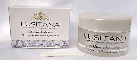 LUSITANA Creme Lisboa