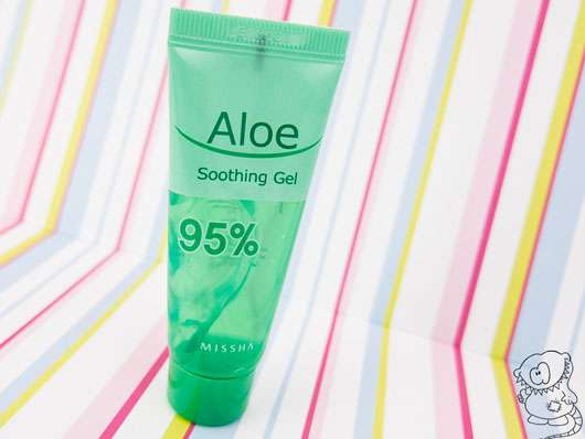 <strong>MISSHA</strong> Aloe Soothing Gel