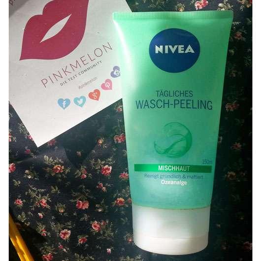 NIVEA Tägliches Wasch-Peeling