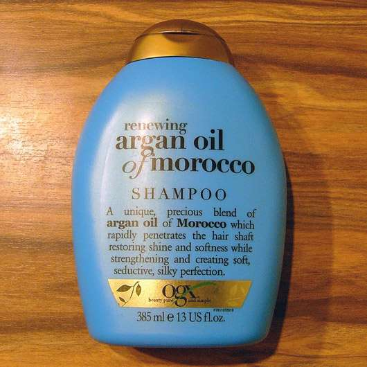 <strong>OGX</strong> renewing argan oil of morocco shampoo