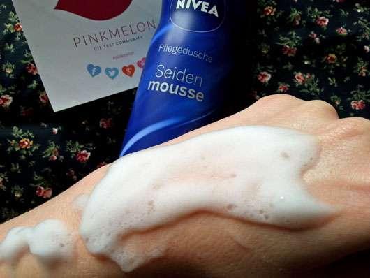 NIVEA Seiden-Mousse Creme Smooth Pflegedusche