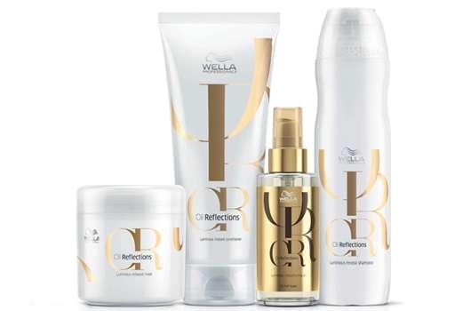 Wella Professionals Premium-Haarpflegeserie Oil Reflections