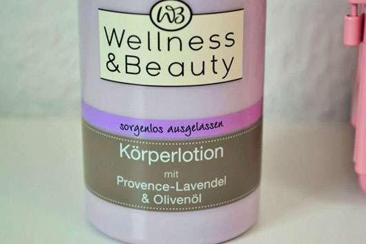 "Wellness & Beauty Körperlotion ""sorgenlos ausgelassen"""