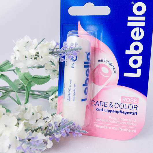 <strong>Labello</strong> Care & Color 2in1 Lippenpflegestift – Farbe: Rosé