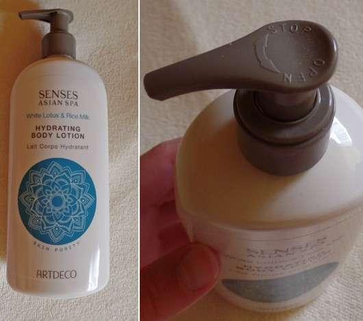 ARTDECO SENSES ASIAN SPA Skin Purity Hydrating Body Lotion
