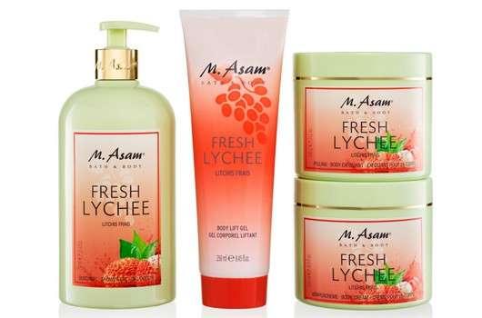 M. Asam® Fresh Lychee Bath & Body-Pflege