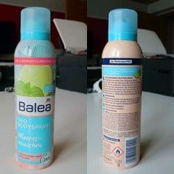 Produktbild zu Balea Deo-Bodyspray Meeresrauschen (LE)