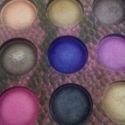 Produktbild zu bh cosmetics wild at heart baked eye shadow palette