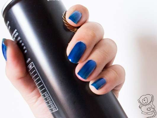 BRONX COLORS Gel Look Nail Lacquer, Farbe: NLGL10 Cobalt Blue