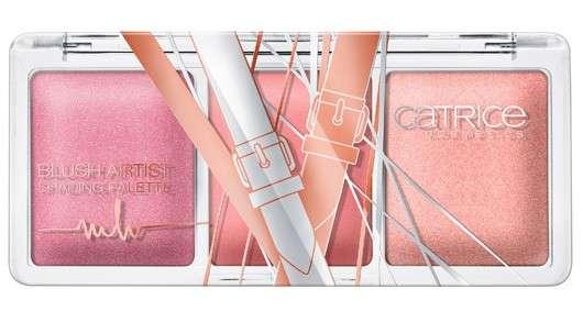 CATRICE Limited Blush Artist Shading Palette designed by Marina Hoermanseder
