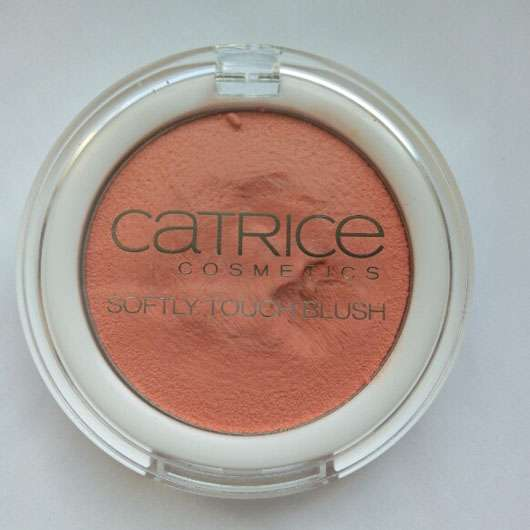 Catrice Softly Touch Blush, Farbe: C01 Mashed Peach (LE)