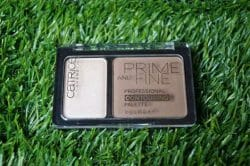 Produktbild zu Catrice Prime And Fine Professional Contouring Palette – Farbe: 010 Ashy Radiance