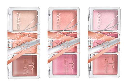 CATRICE Limited Blush Artist Shading Palette designed by Marina Hoermanseder