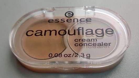 essence camouflage cream concealer, Farbe: 10 natural beige