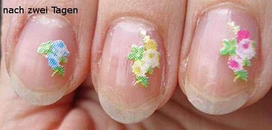 essence nail art sticker, Nr. 17 vintage