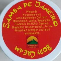 Produktbild zu Heymountain Samba De Janeiro Body Cream