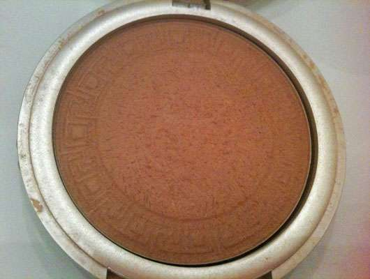p2 sunshine goddess daily defense summer powder, Farbe: 020 sun tanned (LE)