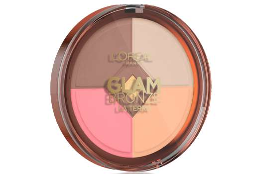 L'Oréal Paris Glam Bronze La Terra Healthy Glow