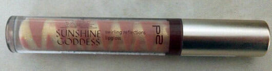 p2 sunshine goddess swirling reflections lipgloss, Farbe: 040 glistening nude (LE)