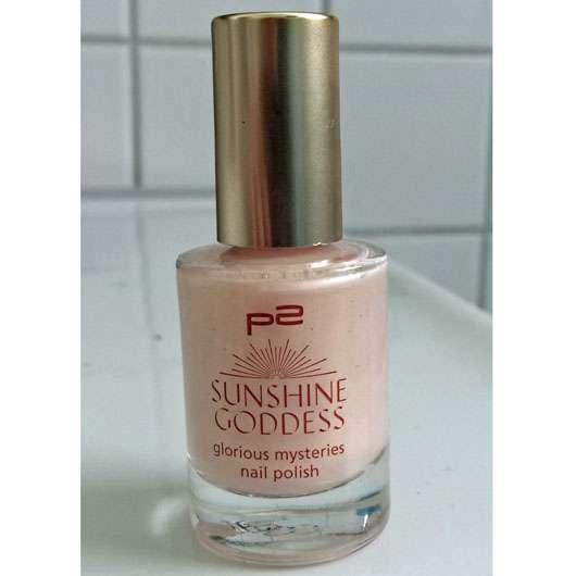 p2 sunshine goddess glorious mysteries nail polish, Farbe: 030 nude sensation (LE)