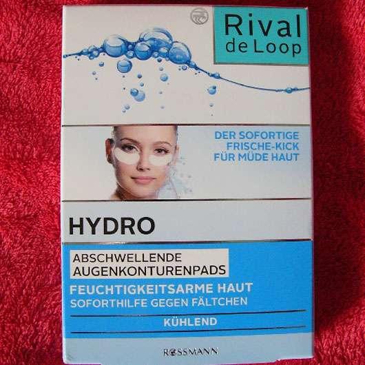 <strong>Rival de Loop Hydro</strong> Abschwellende Augenkonturenpads