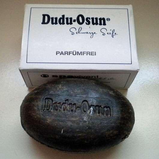 Dudu Osun PURE - Schwarze Seife