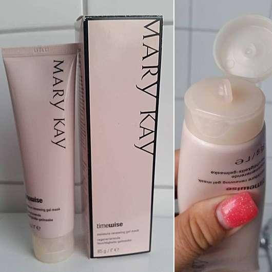 Mary Kay timewise moisture renewing gel mask
