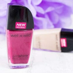Produktbild zu wet n wild Wild Shine Nail Color – Farbe: E487E Grape Minds Think Alike