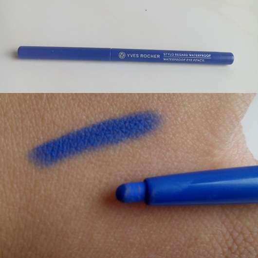 Yves Rocher Couleurs Nature Wasserfester Augenkonturen-Stift, Farbe: kornblumen blau