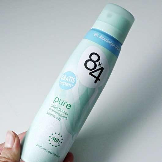 8x4 Pure Deodorant Spray