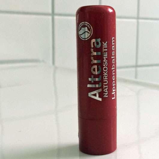 Alterra Lippenbalsam, Farbe: 05 cherry & shine
