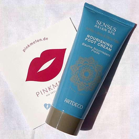 <strong>ARTDECO Asian Spa</strong> Skin Purity Nourishing Foot Cream