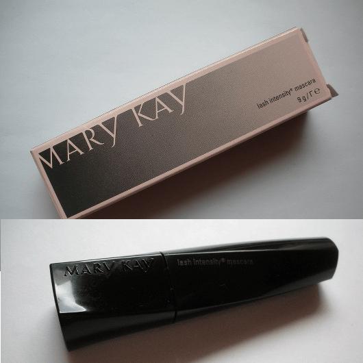 Mary Kay Lash Intensity Mascara, Farbe: Black