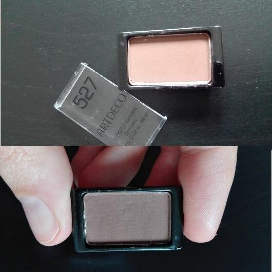 ARTDECO Eyeshadow, Farbe: 527 matt chocolate