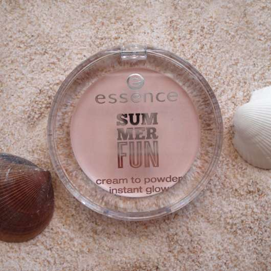 essence summer fun cream to powder instant glow, Farbe: 01 walking on sunshine (LE)
