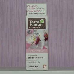 Produktbild zu Terra Naturi Naturkosmetik Sensitiv Beruhigende Gesichtscreme Mandel & Kamille (sensible Haut)