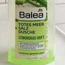 Balea Totes Meer Salz Dusche Lemongras-Duft