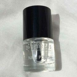 Produktbild zu benecos Nail Polish – Farbe: crystal
