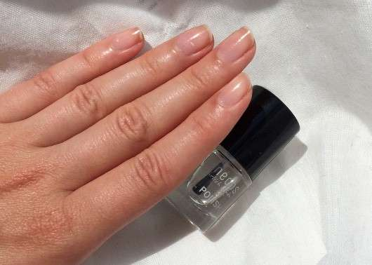 benecos Nail Polish, Farbe: crystal