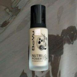 Produktbild zu BeYu Nutri Power Foundation – Long-Lasting – Farbe: 20 Natural Beige (LE)