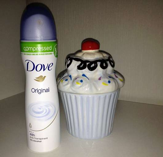 Dove Original compressed Deo-Spray