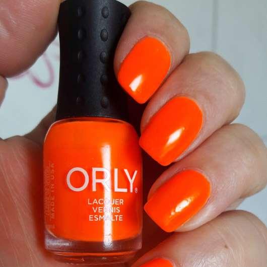 ORLY Mini-Nagellack, Farbe: Melt Your Popsicle