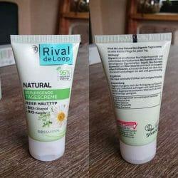 Produktbild zu Rival de Loop Natural Beruhigende Tagescreme