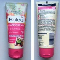 Produktbild zu Balea Handcreme Liebestraum (mit zartem Blüten-Duft)