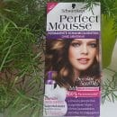 Schwarzkopf Perfect Mousse Permanente Schaumcoloration, Farbe: 665 Helles Schokogold