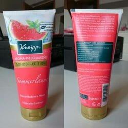 Produktbild zu Kneipp Aroma-Pflegedusche Sommerlaune Wassermelone Minze (LE)