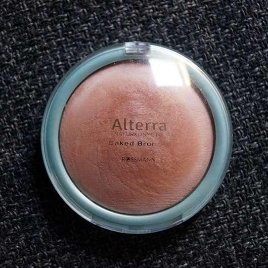 Alterra Baked Bronzer, Farbe: 01 Bronze