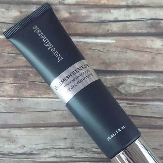 <strong>bareMinerals</strong> Blemish Remedy Mattifying Prep Gel