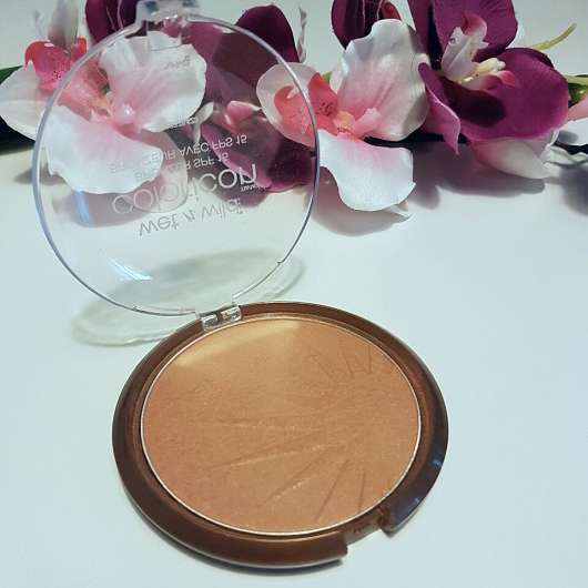 <strong>wet n wild</strong> Color Icon Bronzer - Farbe: E739 Ticket To Brazil